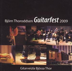 guitarfest - frontur